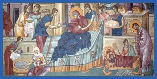 Рождество Пресвятой Богородицы, Иоаким и Анна