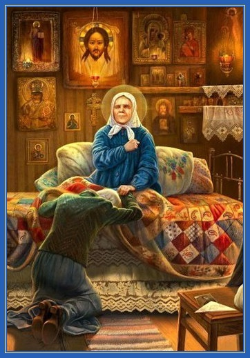 Написать записку святой Матроне