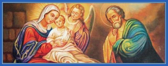 Рождество Христово, описание
