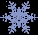 Снежинка третья
