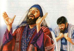 Фарисей и мытарь притча