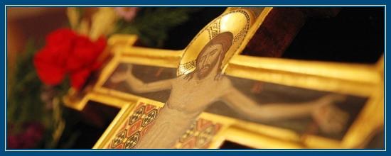 Распятие - Крест. Спаситель