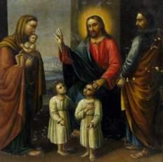 Господь благословляет семью