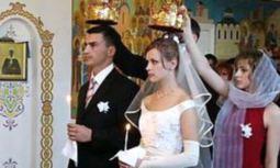 Венцы - венчание