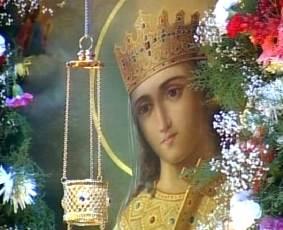 Святая великомученица Екатерина - икона