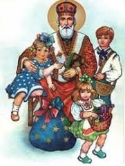 Святитель Николай и дети
