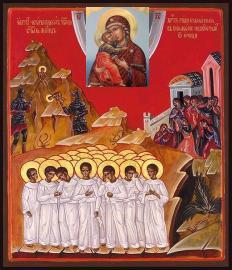 Пресвятая Богородица и 14 000 младенцев