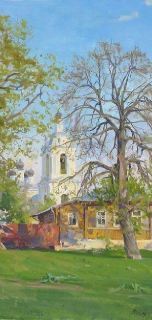 Весна - храм
