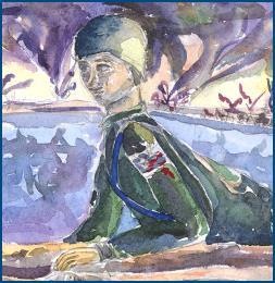 Солдат - картина