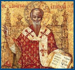 Святитель Донат Эврийский