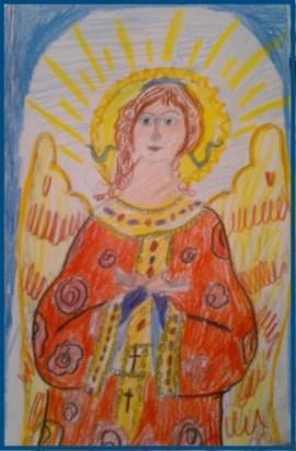 Ангел Хранитель - Катя Романова