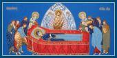 Успение Богородицы икона
