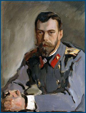 Царь Николай