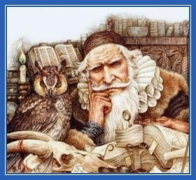 Мудрец, Филин, философ, старец, умный