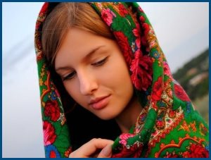 Православная девушка