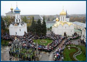 Праздник Сергия Радонежского