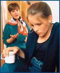 Трудности подросткового возроста