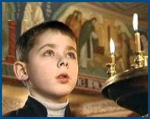 Молитва, ребенка