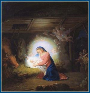 Рождество Христово - пещера