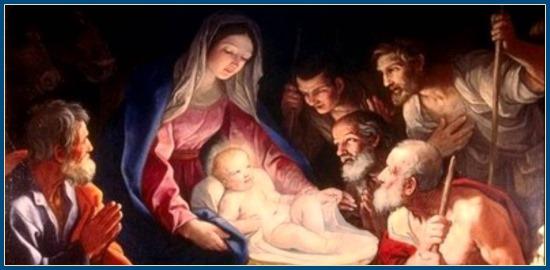 Рождество Христово - поздравление