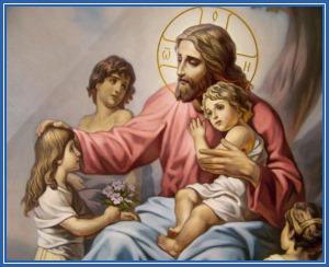 Дети и Господь