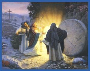 Воскресение Христа - гроб