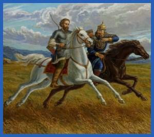 Князь едет в Орду