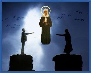 Сватая Матрона сохраняет семью