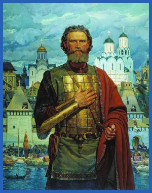 Великий князь Димитрий Донской