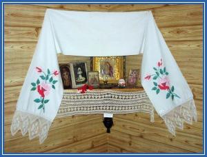 Домашняя молитва, иконы