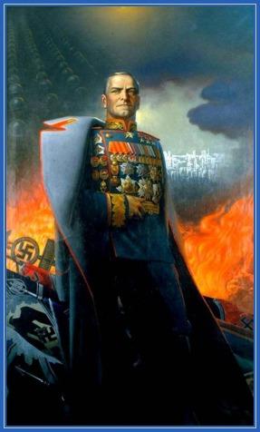 Маршал Победы -Жуков