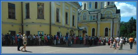 Покровский монастырь 20 июля 2014