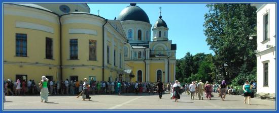 Покровский монастырь 27 июля 2014