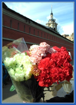 Цветы святой Матроне