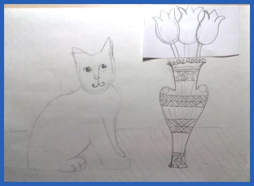 1 рисунок