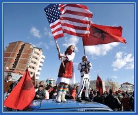 Америка, флаг