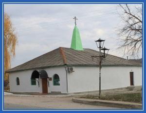 Храм, молельный дом