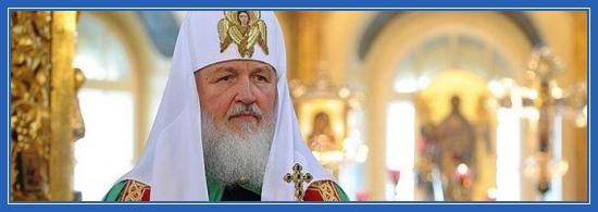 Патриарх Кирилл, обращение, проповедь