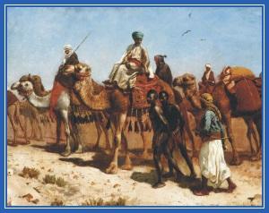Верблюды - рабы