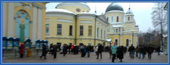 Покровский монастырь 7.12.2014