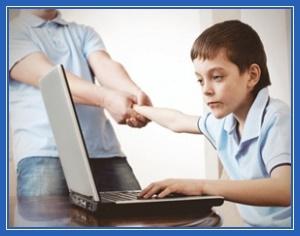 Ребенок, компьютер, игры