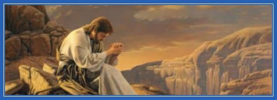Иисус Христос, размышление