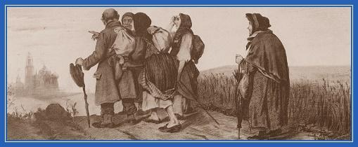 Странники, паломники