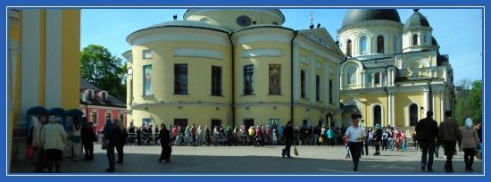 Покровский монастырь - 10 мая