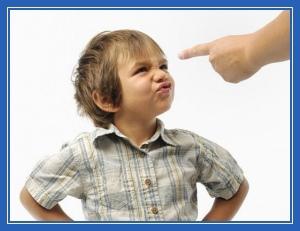 Воспитание детей, непослушный ребенок