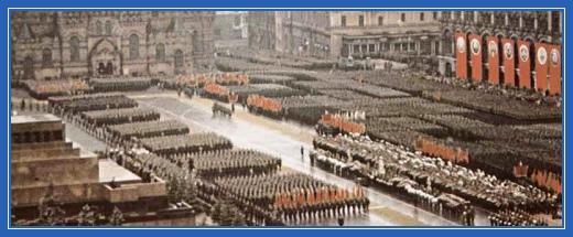 Парад Победы, июнь 24, 1945