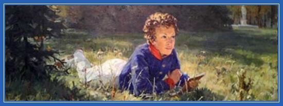 Пушкин, ребенок, детское, чтение