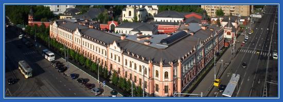 Гостиница Покровского монастыря, Москва
