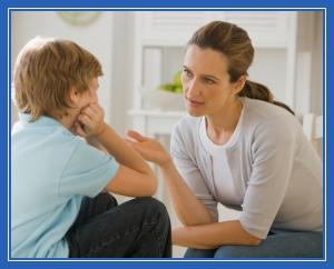 Воспитание, непослушание, ребенок
