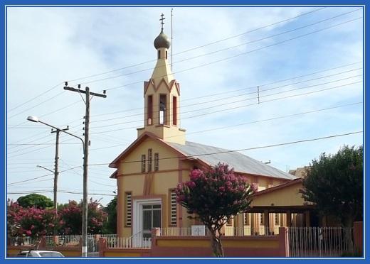 Храм Петра и Павла, в Санта Розе